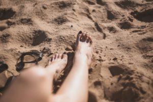gljivice na nogama, gljivična infekcija