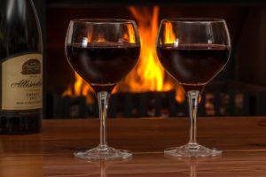 vino, sprečava rak